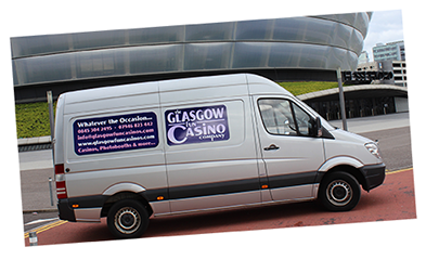 Glasgow Fun Casino Van