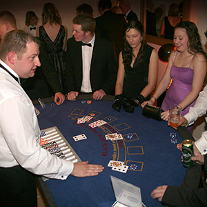 Glasgow Fun Casino Blackjack Play