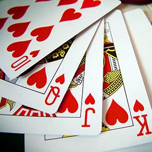 Glasgow Fun Casino Cards