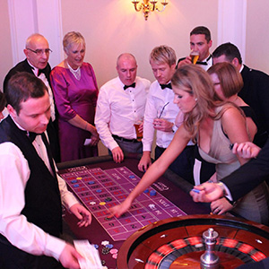 Glasgow Fun Casino Roulette Play